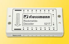 Viessmann 5217 - Feedback Decoder For s88-Bus New