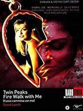 Dvd TWIN PEAKS - Fuoco Cammina Con Me - (1984) **Booklet + Dvd Contenuti Extra**