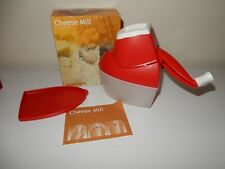 Vintage Tupperware Cheese Mill