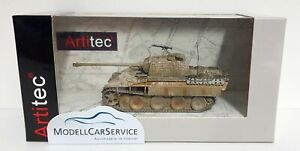 """Artitec 1/87: 387.189 Armored Car V """" Panther """" Version A - Winter Camouflage"""