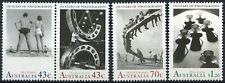 Australia 1991 SG#1291-4 Photography 150 Years MNH Set #E6635