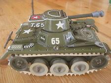 Gama 98 CARRI ARMATI TANK 654 t.65 carro armato LAMIERA SCATOLA ORIGINALE