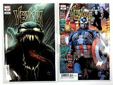 VENOM #27 STEGMAN VARIANT + 2nd PTG GEDEON VARIANT Virus Codex 2 Comic Books Set