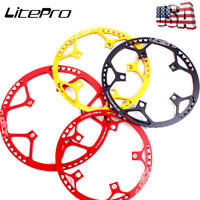Litepro 130BCD 45-58T Chainring Road Folding Bike Chainwheel Bolts Sprocket US