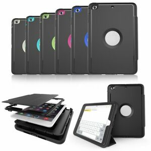 Magnetic Water Resistant Shockproof Stand Case for iPad Air 2/iPad Pro 12.9 inch