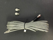 TRANSEL 18' SILVER Co-Phase Cable PL-PL-PL with FME CONNECTORS FOR EASY INSTALL