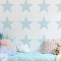 Star Stencil Nursery Home Decor Paint Walls Fabrics Furniture Ideal Stencils