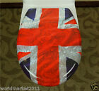 New European Style High-Grade National Flag Printed Resin Bathroom Toilet Seat