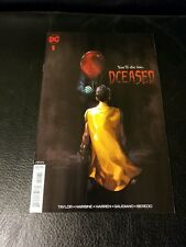 DCEASED 1 (OF 6) PUTRI HORROR VARIANT COVER STEPHEN KING IT NM/NM+