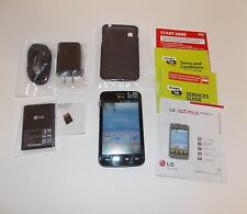 LG Optimus Dynamic II Android Straight Talk Prepaid Smartphone Verizon Towers