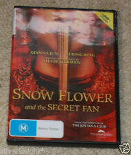 SNOW FLOWER DVD