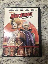 Mars Attacks! (DVD, 1997)