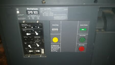 SPB100 / 4000 AMP WESTINGHOUSE DRAWOUT