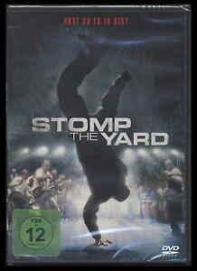 DVD STOMP THE YARD - HAST DU ES IN DIR? - Musik / Tanz Film *** NEU ***