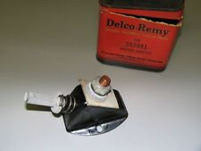 NOS DELCO GM Starter Switch 1929-1937 Chevrolet Chevy 29 30 31 32 33 34 35 36 37