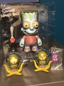KIDROBOT Simpsons House of Horror Lot