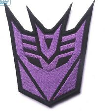 Transformers ARMY TACTICAL MORALE 3D EMBROIDERED   PATCH  SK + 428