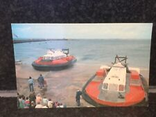 More details for 1993 hovercraft at ryde isle of wight plx22812 early 20thc postcard