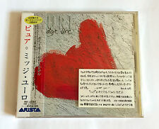 Midge Ure Pure +2 Japan Promo Cd New Sealed Bvca-125 w/Obi Ultravox Rich Kids