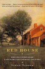 Red House by Sarah Messer (2005, Paperback, Reprint)