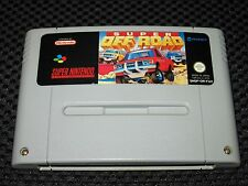 Jeu SUPER OFF ROAD SNES Super Nintendo Super NES PAL FAH