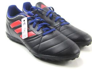 Adidas Ace 17.4 Turf Women's Black,Coral, Indoor Soccer Cleats Size 10