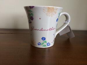 Grandmother Coffee Mug Tea Cup Mothers Day Gift Inspirational