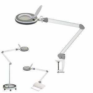 Lumeno Lupenleuchte LED und regulierbarer Helligkeit 3 und 5 Dioptrien 8213 8215