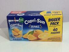 JUS D'ORANGE boissons Capri-sun no artificielle couleur ou saveurs 10 x Boîte 200 ml
