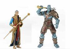 "Marvel Legends Thor Ragnarok The Grandmaster Korg 2-Pack 6"" Loose Action Figure"