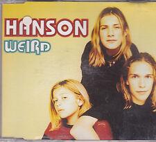 Hanson-Weird cd maxi single