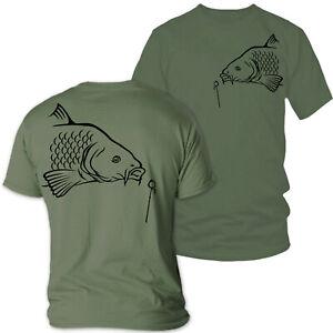 QBEC BIG CARP (A) t-shirt FREE UK DELIVERY!!!