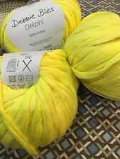 Knitting Yarn ~ Debbie Bliss Jardin d/'Hiver-LUXUEUX Super Chunky 100 G échevettes