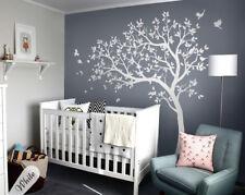 Tree wall decals Newborn baby Nursery wall decoration Wall stickers tattoo KW032
