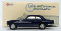 Lansdowne Models 1/43 Scale LDM80 - 1972 Bristol 411 Series II - Dark Blue
