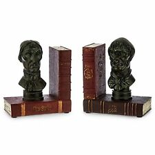 DISNEY PARKS 45TH ANNIVERSARY  HAUNTED MANSION BOOKENDS SET  NIB