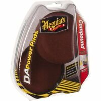 Meguiars G3507 DA Compound Power Pads Quickly Removes Oxidation And Scratches