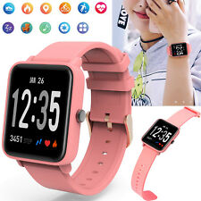 Women Lady Smart Watch Bluetooth Message Notifications For Android Samsung Moto