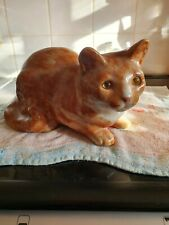 More details for winstanley tabby ginger cat size 5 signed
