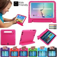 Kids Shock Proof Case Cover for 7 8 10.1 For Samsung Galaxy Tab A S E 3 4 Tablet