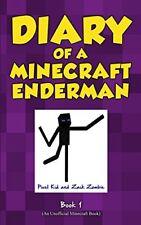 Diary of a Minecraft Enderman Book 1 Endermen Rule Volume 1
