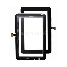 """Front Touch Screen Digitizer Glass For Samsung Tab 2  P3110 Galaxy 7.0"""" Black"""