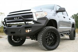 Tundra 2014-2018 Front Winch Bumper Bar for Toyota