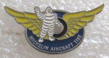 Michelin Aircraft Tire Tires Advertising Collector Pin - Air Show Souvenir