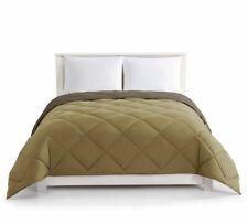 Down Alternative Reversible Comforter Full/Queen