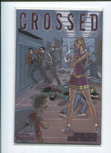 Crossed 8 NM  Wrap Cover Avatar Garth Ennis Jacen Burrows **18