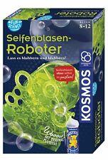 De Fun Science Seifenblasen-roboter ( Robot Bulles Savon ) Aéroglisseur Kosmos
