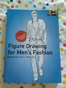 Figure Drawing For Men's Fashion Book