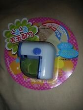 Mini Battery Operated Lint Clothing Fabric Shaver (Fuzz Removing)