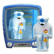 Looney Tunes DAFFY DUCK & ABOMINABLE SNOWMAN 2 PVC figures 15cm Funko